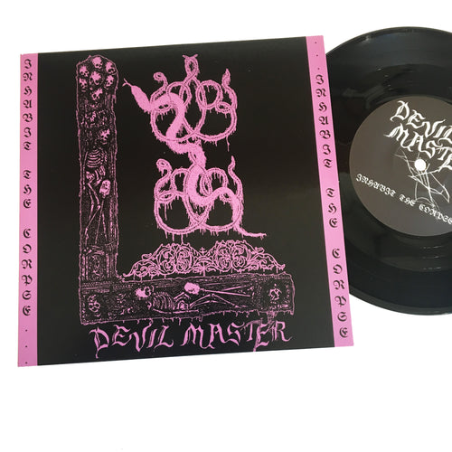 Devil Master: Inhabit the Corpse 7