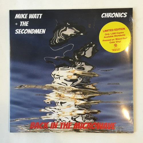Mike Watt + the Secondmen / Chronics: Back in the Microwave 7""