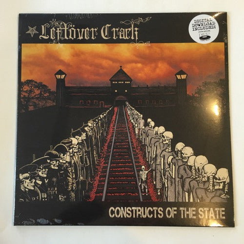 Leftover Crack: Constructs of the State 12""