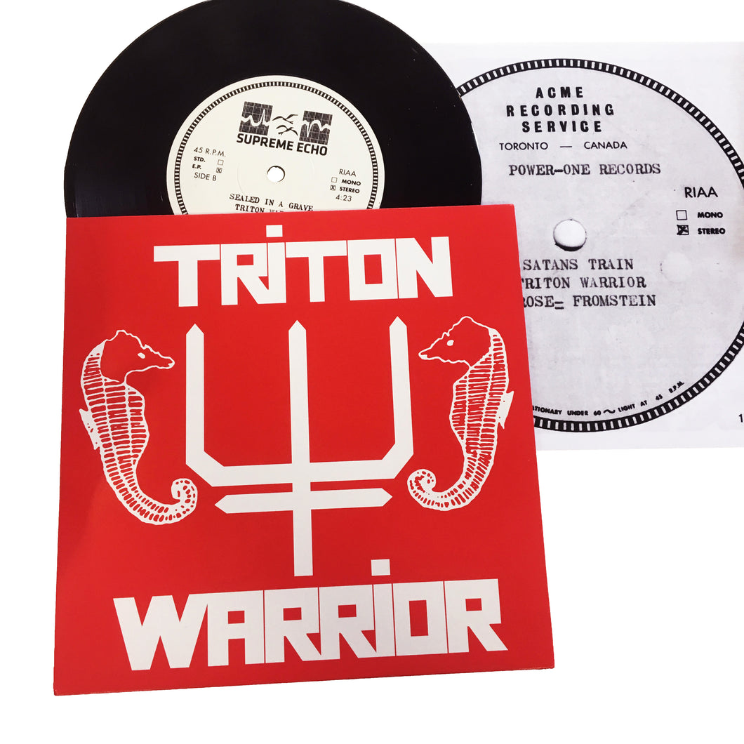 Triton Warrior: Tatsi Sound Acetate 7