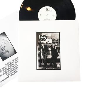 ISS: S/T 12""