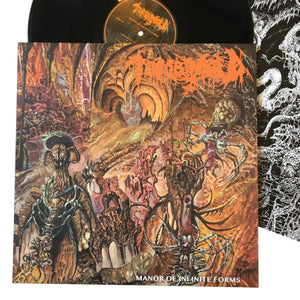 "Tomb Mold: Manor of Infinite Forms 12"" (new)"