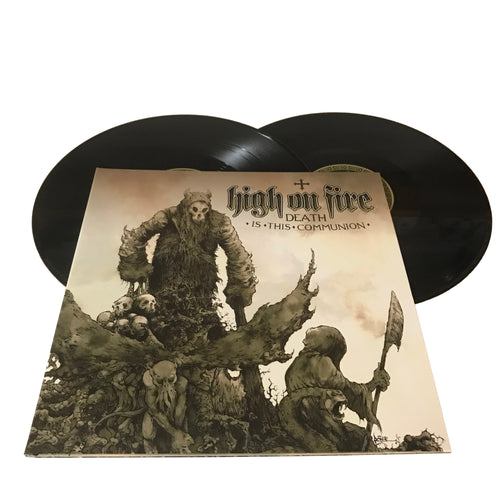 High on Fire: Death Is This Communion 12