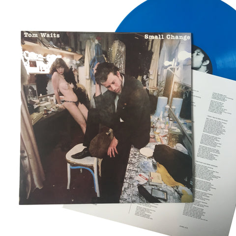 Tom Waits: Small Change 12""
