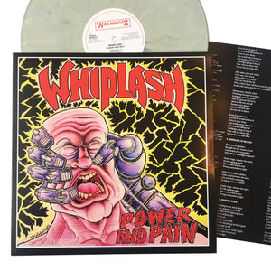 Whiplash: Power & Pain 12""