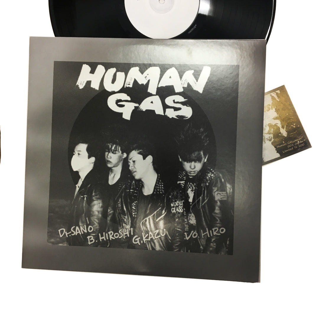 Human Gas: S/T 12