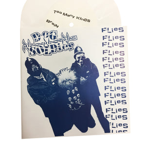 Dog Soldier: Flies 7""