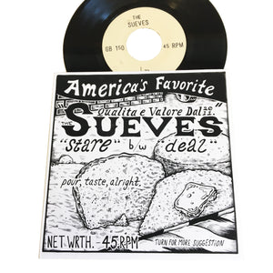 "The Sueves: Stare / Deal 7"" (new)"