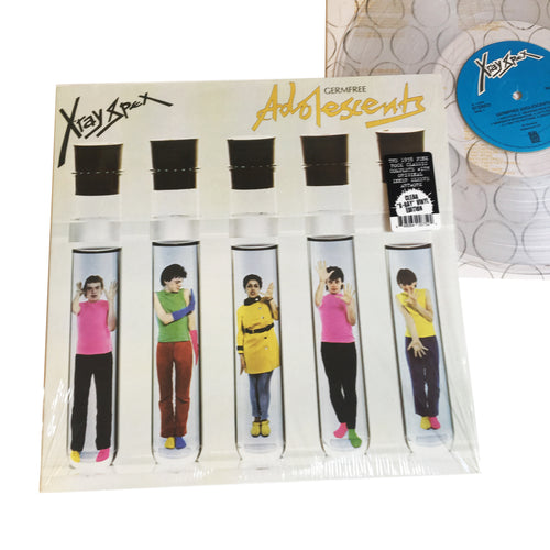 X-Ray Spex: Germfree Adolescents 12