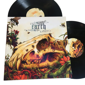 Earth: The Bees Made Honey in the Lion's Skull 12""