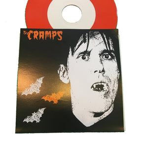 "The Cramps: Sunglasses After Dark 7"" (new)"