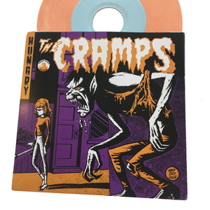 "The Cramps: Hungry 7"" (new)"