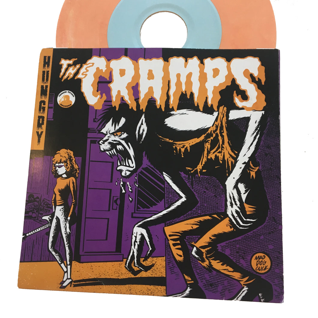 The Cramps: Hungry 7