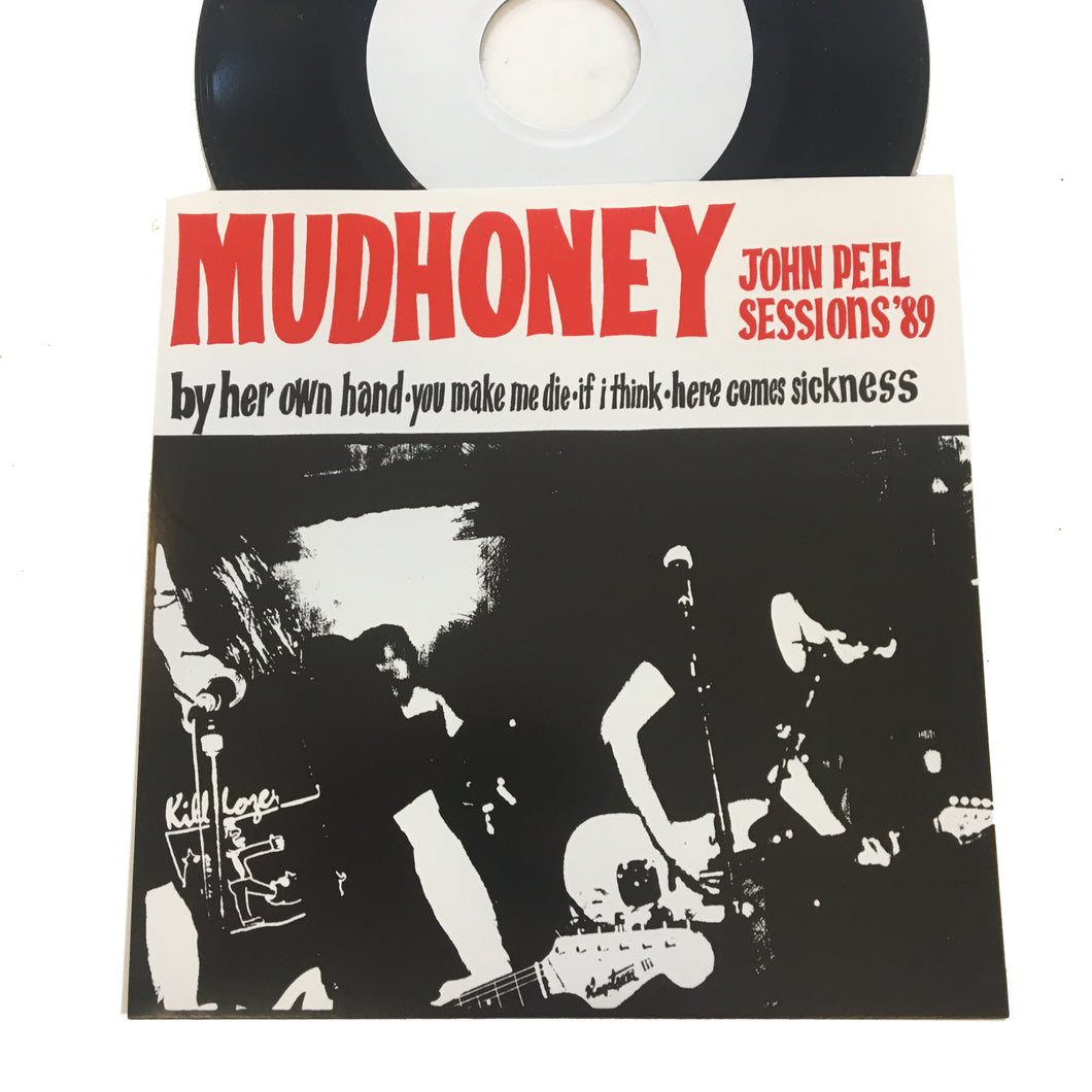 Mudhoney: John Peel Sessions '89 7