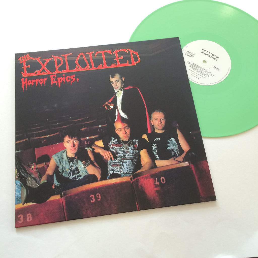 Exploited: Horror Epics 12""