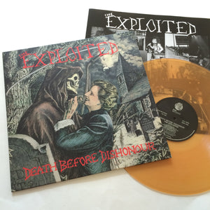 Exploited: Death Before Dishonour 12""