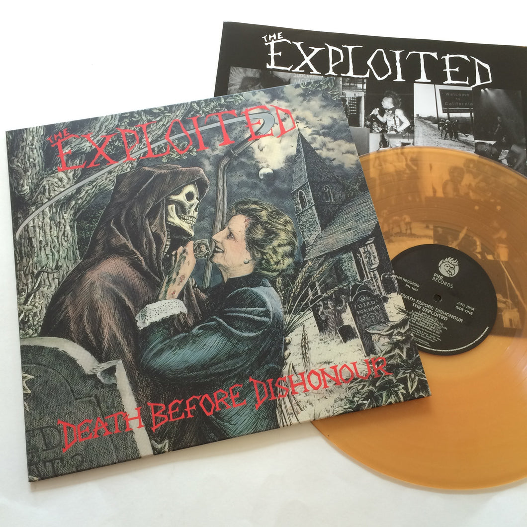 Exploited: Death Before Dishonour 12
