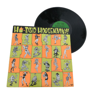 "Various: Ho-Dad Hootenanny! 12"" (used)"