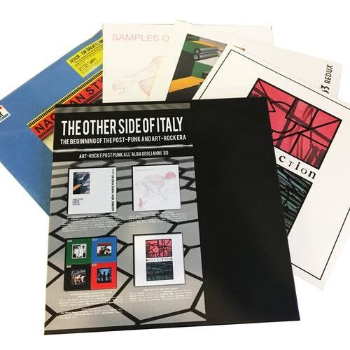 Various: The Other Side Of Italy: The Beginning of The Post-Punk and Art-Rock Era 12