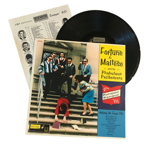 "Fortune & Maltese: Konquer Kampus 12"" (used)"