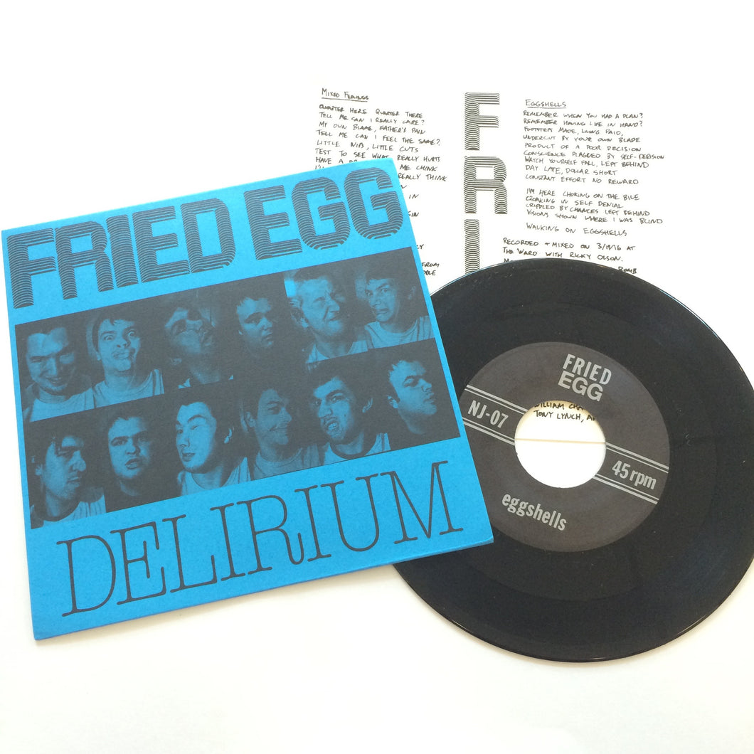 Fried Egg: Delirium 7