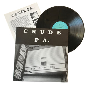 "Various: Crude PA. 12"" (used)"