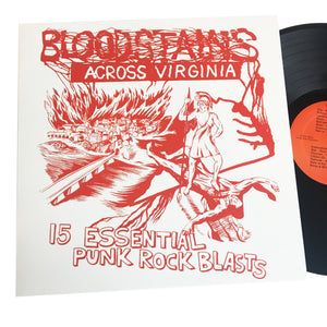 Various: Bloodstains Across Virginia 12""