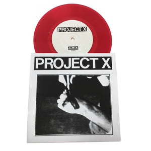 Project X: Straight Edge Revenge 7""
