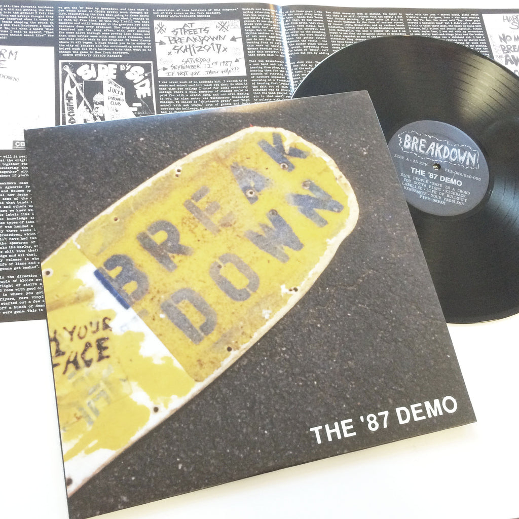 Breakdown: The 87 Demo 12""