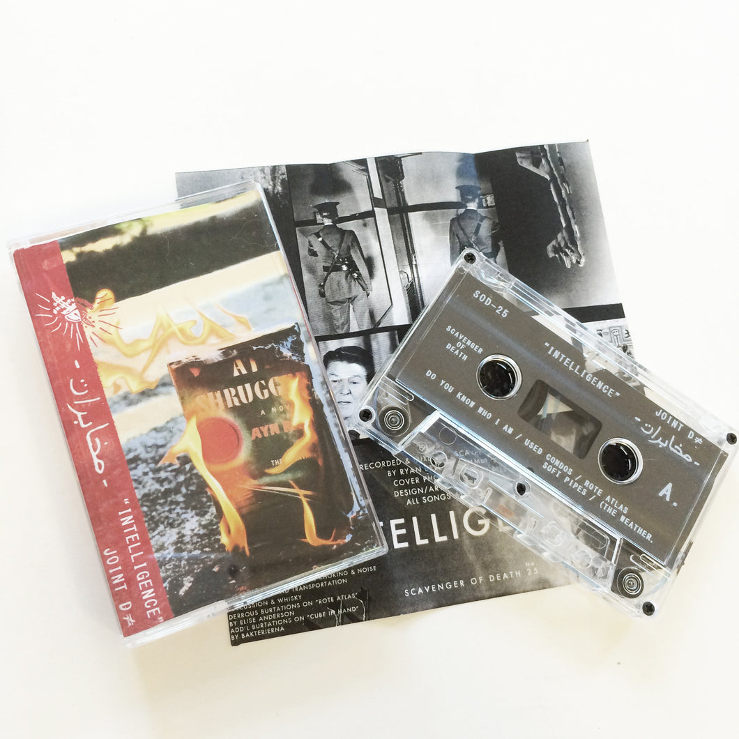 Joint D: Intelligence cassette