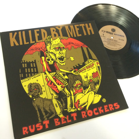Various: Killed by Meth: Rust Belt Rockers 12""