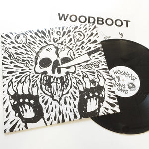 Woodboot: Krang Gang 12""