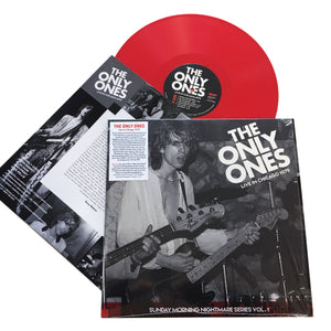The Only Ones: Live In Chicago 1979 12""