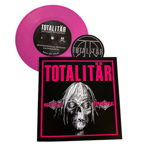 Totalitär: Heydays Revisited 7""