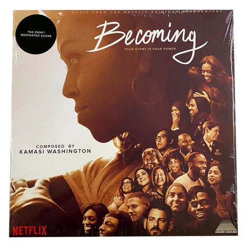Kamasi Washington: Becoming OST 12