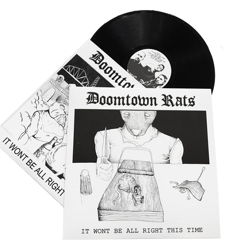 Doomtown Rats: It Won't Be Alright This Time 12