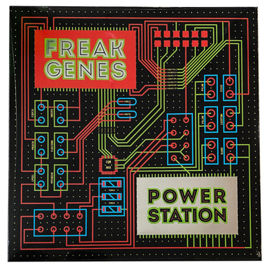 Freak Genes: Power Station 12