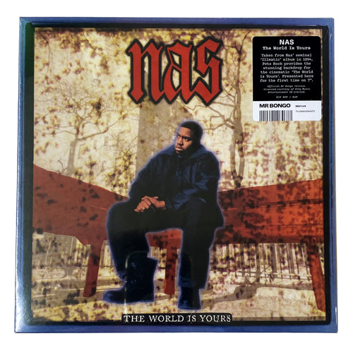 Nas: The World Is Yours 7