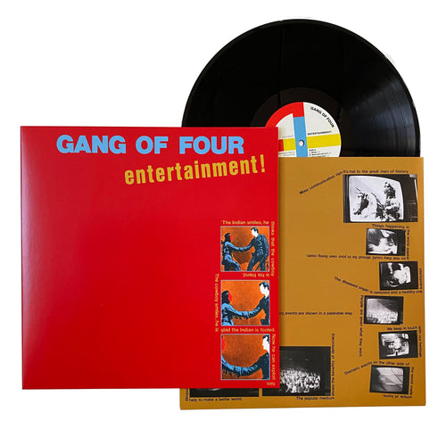 Gang Of Four: Entertainment! 12