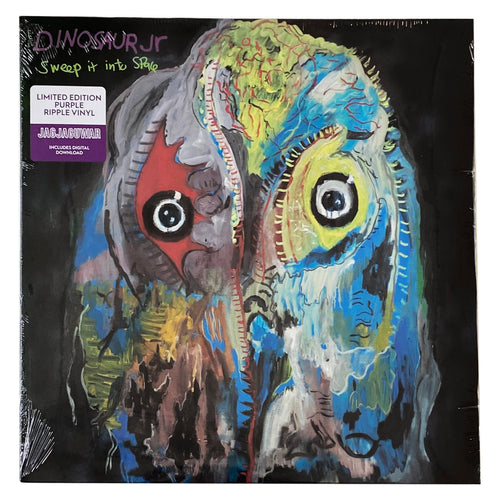 Dinosaur Jr.: Sweep It Into Space 12