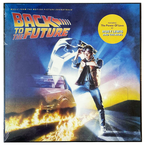 Various: Back To The Future OST 12