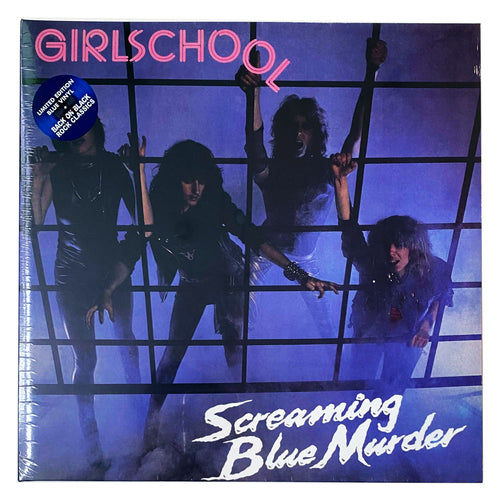 Girlschool: Screaming Blue Murder 12