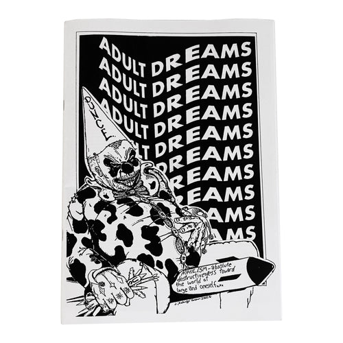 Adult Dreams #2 zine