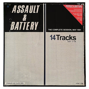 Assault & Battery: The Complete Session, May 1981 12""