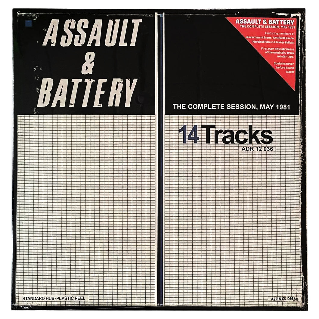 Assault & Battery: The Complete Session, May 1981 12