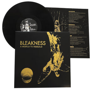 Bleakness: A World To Rebuild 12""