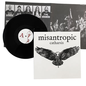 Misantropic: Catharsis 12""