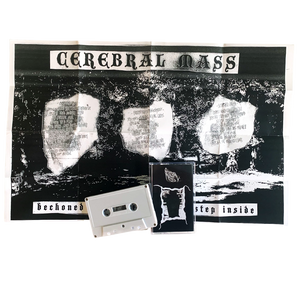 Cerebral Mass: Blue Moon demo cassette