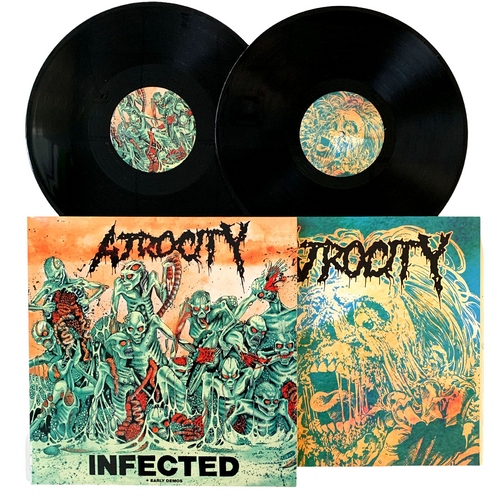 Atrocity: Infected 12