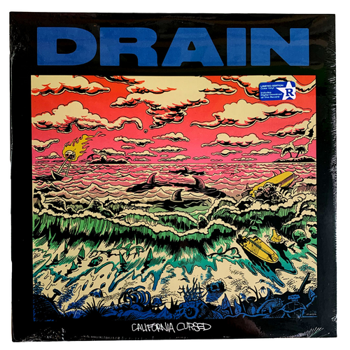 Drain: California Cursed 12